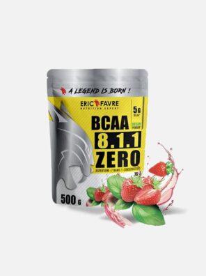 bcaa-8-1-1-zero-vegan-500gr--eric-favre-sport-nutrition-expert-fraise-basilic