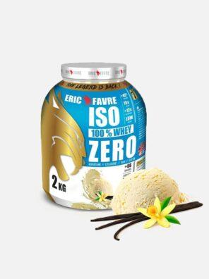 PROTEINE-MUSCULATION-ISO-ZERO-100%WHEY-VANILLE