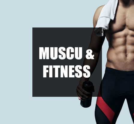 HOMME-MUSCU & FITNESS