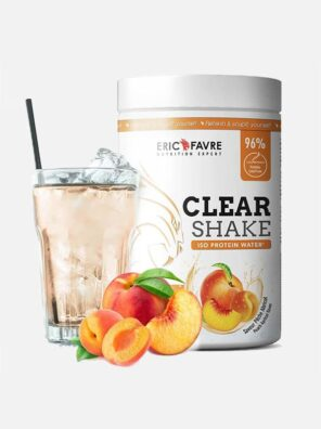 Acheter clear shake iso protein water eric favre gout pêche Voreppe - Compléments alimentaires