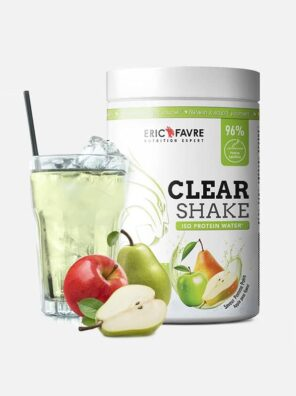 Acheter clear shake iso protein water eric favre gout pomme poire - Compléments alimentaires