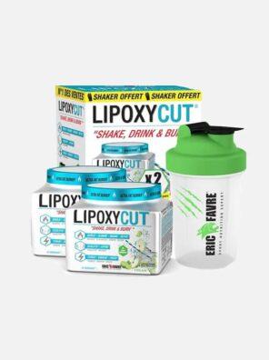 Lipoxy Cut - Eric favre complément alimentaire brule graisse Voreppe